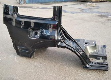 Четверть Mitsubishi Pajero 4 5D зад. прав. Black 5301B974