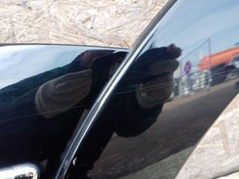Молдинг двери Mitsubishi Pajero 4 зад. левый 5757A025XA