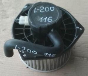 Мотор отопителя Mitsubishi L200 KB перед 7802A105