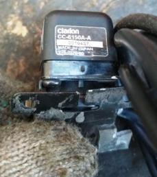 Камера заднего вида Clarion CC-6150A-A