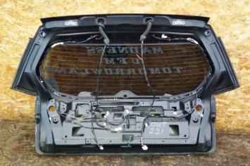 Крышка багажника Mitsubishi Outlander XL 06-12гг. 5801A302