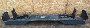 Бампер задний Nissan Navara D40 05-13гг. в сборе H5022-EA600