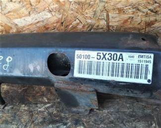 Усилитель бампера Nissan Navara D40 рестайлинг E1010-5X2MA