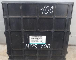Блок управления ДВС телем Montero Sport MR578351