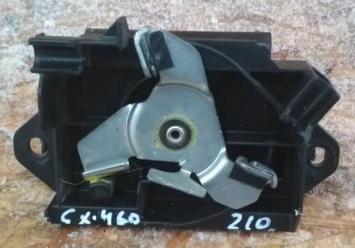 Ручка двери багажника наружная Lexus GX460 69190-60010