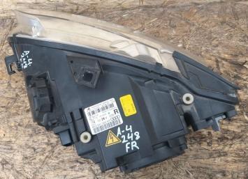 Фара Audi A4 B7 правая Bi-Xenon в сборе 8E0941030BE