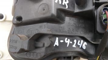 Фонарь Audi A4 B7 задний правый наруж. седан 8E5945096