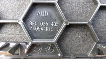 Решётка динамика Audi A4 B7 седан задняя Синия 8E5035405 6G6