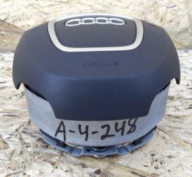 Подушка безопасности Audi A4 B7 в руль 8E0880201BK6PS