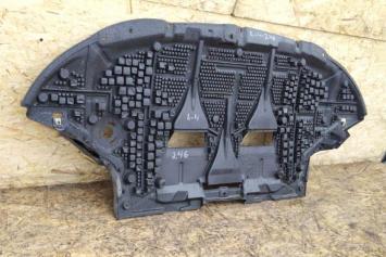 Защита картера Audi A4 B7 05-08гг. передняя 8E0863821AR