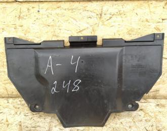Защита картера Audi A4 B6 B7 05-08гг. задняя 8E0863822D