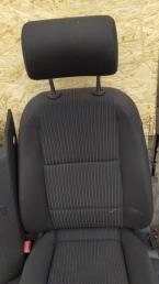 Сиденье Audi A4 B6 B7 ткань Avant Mondial  8E0881405Q SJD