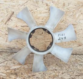 Вентилятор охлаждения Nissan Patrol Y61 ZD30 21060-2W201