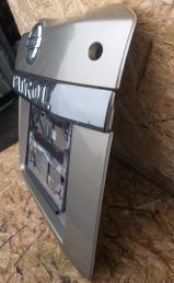 Накладка под номер Nissan Patrol Y61 04-09гг 90810-VD204