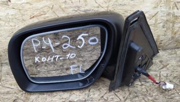 Зеркало Mitsubishi Pajero 4 левое BLACK 7632A545XA