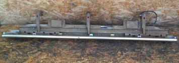 Подножка Mitsubishi Pajero 3 5D Silver-M к-т нерж MN136421HD / MN136422HD MN136421HD / MN136422HD