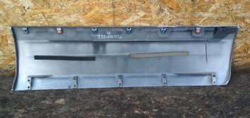Молдинг двери Toyota Prado 120 пер. лев. Silver 75732-60161-B0