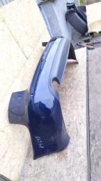 Бампер задний Audi A4 B7 05-08гг. avant Синий 8E9807303 Z5J