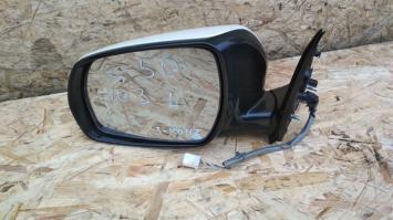 Зеркало Nissan Murano Z50 левое Белое 103 96302-CB800