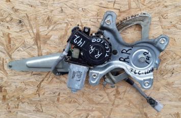 Стеклоподъёмник Toyota Land Cruiser 100 зад. прав. 69803-60060