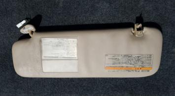 Козырек солнцезащитный Toyota Land Cruiser 100 к-т 74320-60721-A0 74310-60751-A0