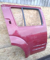 Дверь Nissan Pathfinder R51 задняя правая 82100-EB330