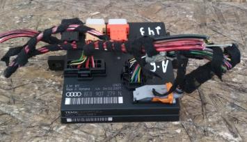 Блок управления бортовой сети Audi A6 C6 8E0907279N
