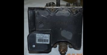 Isuzu NQR блок ABS  897327076