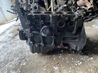 Блок двигателя Toyota Corolla 4A-FE