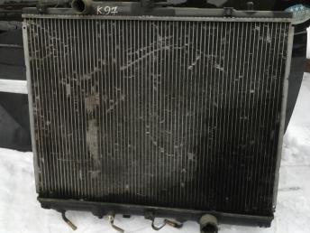 Радиатор  Mitsubishi Challenger