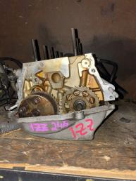 1ZZ Головка блока Toyota Corolla E12
