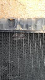 Радиатор TD27 Nissan Atlas F23