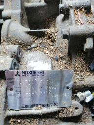АКПП 4G64 MITSUBISHI CHARIOT GRANDIS N94W   W4A422M5C