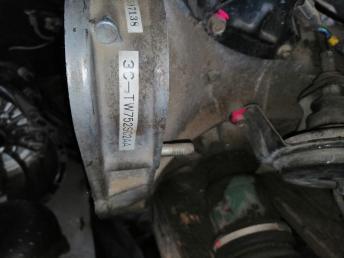 МКПП на SUBARU LEGACY BF3 EJ18S 3C-TW752SC2AA 3C-TW752SC2AA