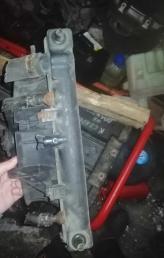 Радиатор основной на HONDA CIVIC, DOMANI MB5