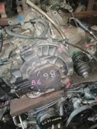 АКПП B6 4WD на MAZDA FAMILIA BHA6R