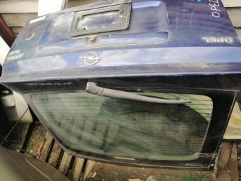 Дверь багажника Opel Astra G