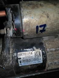 Стартер на SUZUKI JIMNY SIERRA JB43W M13A 3110080G10 A/T 3110080G10