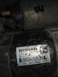 Стартер на NISSAN TEANA J31 VQ23DE 233005Y710 233005Y710