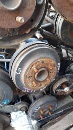 Балка поперечная  Nissan Tiida C11 55501-ED000
