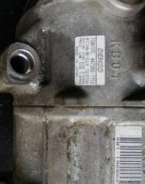 Компрессор кондиционера на Toyota Alphard GGH20 4472601158
