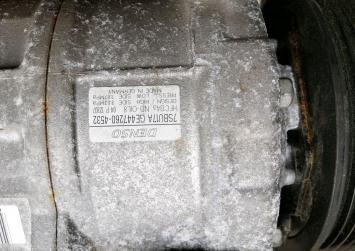 Компрессор кондиционера на BMW F30 N20B20B  7SBU17A