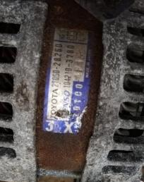 Генератор Toyota Avensis 250 2706028260 2706028260