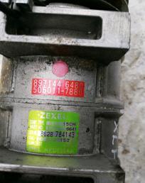 Компрессор кондиционера на isuzu 4JX1  8971446480