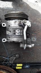 Компрессор кондиционера QG15 Nissan Wingroad 92600WE410