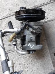 Компрессор кондиционера на ZL Mazda H12AOAH4EL