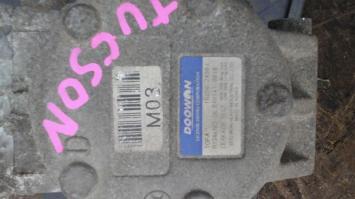 Компрессор кондиционера G6BA Hyundai Tucson 1 162502430J