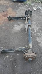 Балка задняя Nissan Almera N16/Bbird Sylphy/Sunny 55501-4М400