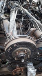 Балка задняя 2wd Mazda MPV LW LC6228BOXM
