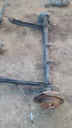 Балка задняя  Nissan Maxima А33 55501-6Y300